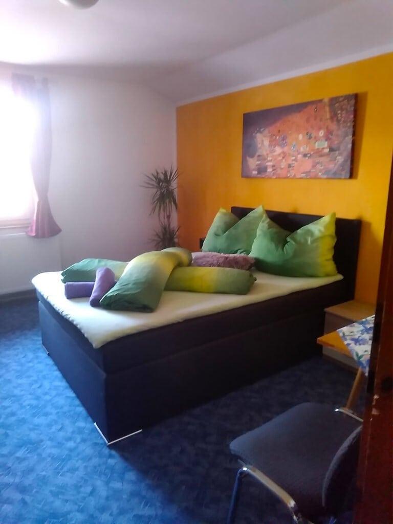 Übernachtungszimmer für unsere Gäste.